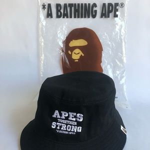 A Bathing Ape ATS Bucket Hat S Large